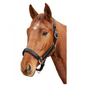 Недоуздок кожаный  купить в интернет магазине конной амуниции