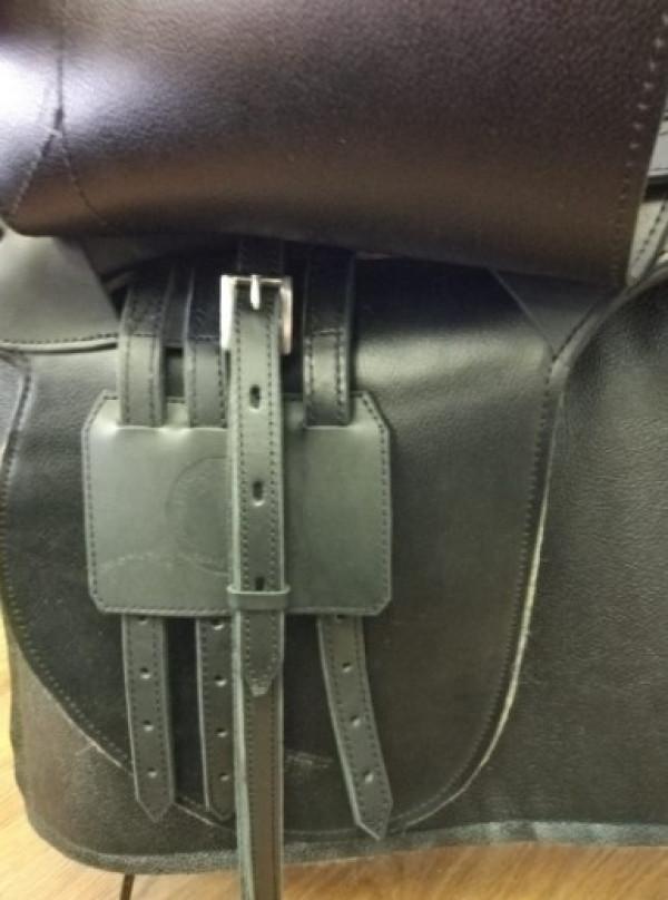 Седло офицерское без ручки в сборе купить в интернет магазине конной амуниции