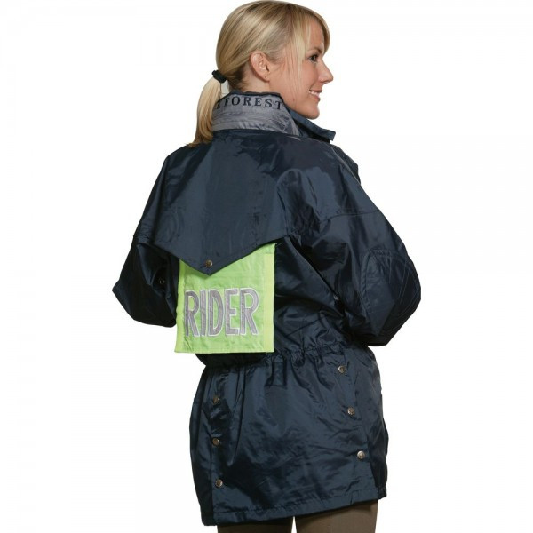 """Куртка унисекс для взрослых""""Atlantic"""", Black Forest купить в интернет магазине конной амуниции"""