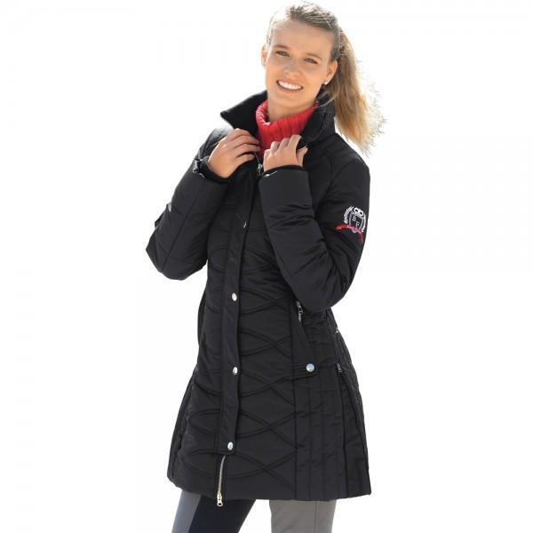 """Полупальто""""Kristina"""", black forest купить в интернет магазине конной амуниции"""
