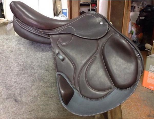 Седло Премиум Моно Про купить в интернет магазине конной амуниции