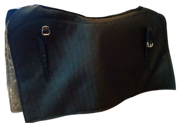 Потник под седло с кирзой купить в интернет магазине конной амуниции